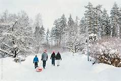 walking-in-snow