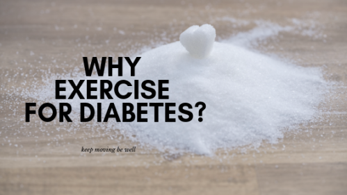Why exercise for diabetes_